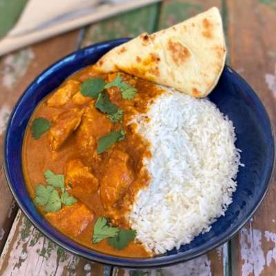 butter chicken adjusted