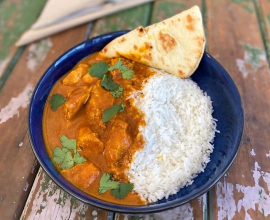 Butter chicken - About Yumborama - Heat & Eat Meals In Newcastle