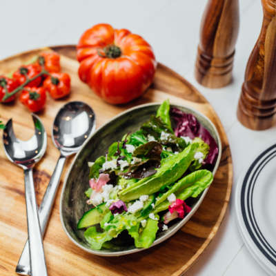 side salad 4