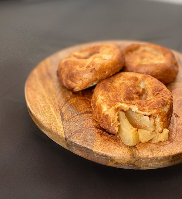 Apple Pie in Flaky Puff Pastry -