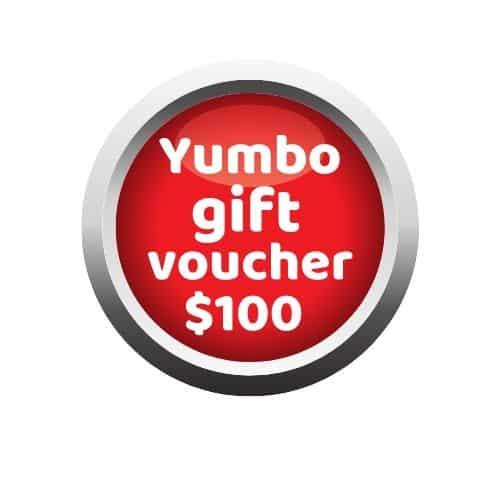 Yumbo Gift Voucher $100 -